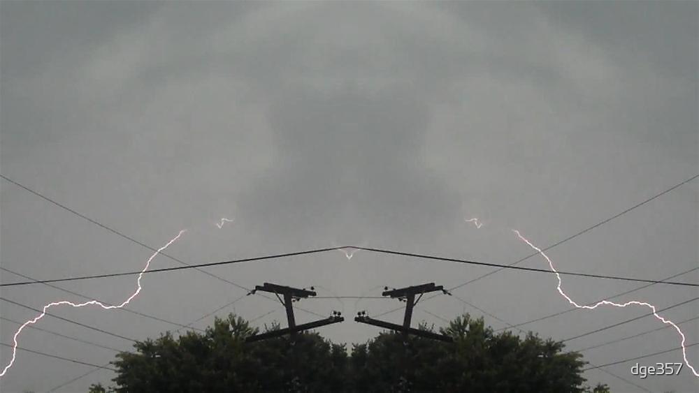 Lightning Art 14 by dge357