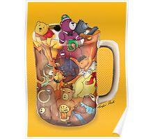 Bear Mug Poster