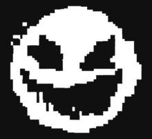 DEADBEATBLAST SMILEY T-SHIRT by DEADBEATBLAST