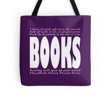 PRO BOOK message Tote Bag