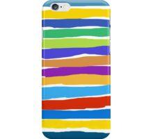 Brush Strokes #1 - Edison iPhone Case/Skin