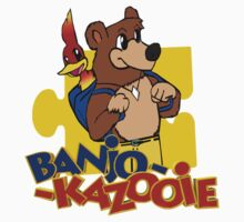 Banjo Kazooie One Piece - Long Sleeve