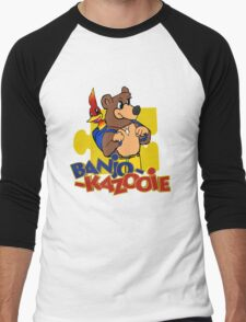 Banjo Kazooie Men's Baseball ¾ T-Shirt