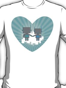 Cloud Robots T-Shirt