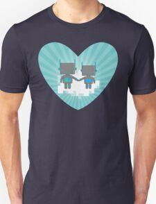 Cloud Robots T-Shirt