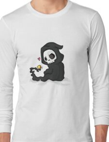 cute death Long Sleeve T-Shirt