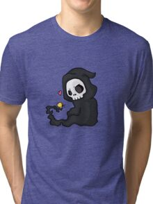 cute death Tri-blend T-Shirt
