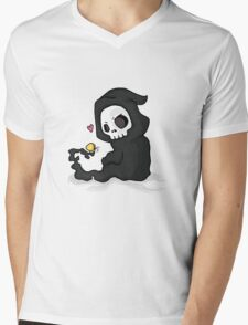 cute death Mens V-Neck T-Shirt