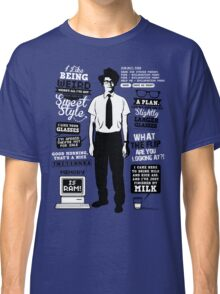 Moss Quotes  Classic T-Shirt