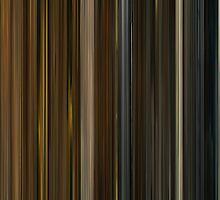 Moviebarcode: Melancholia (2011) by moviebarcode