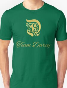 Team Darcy Initial T-Shirt