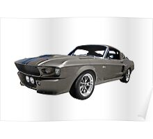 Ford - Shelby Mustang Poster