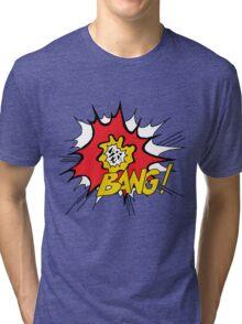 World Party - Bang! Tri-blend T-Shirt