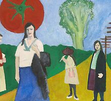 Tomato by JuliaKathryn