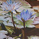 The Blue Treasures by Tatyana Binovskaya