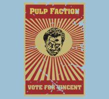 Pulp Faction - Vincent One Piece - Short Sleeve