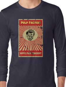 Pulp Faction - Vincent Long Sleeve T-Shirt