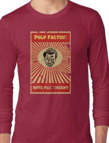 Pulp Faction - Vincent Long Sleeve T-Shirt