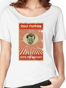 Pulp Faction - Vincent Women's Relaxed Fit T-Shirt