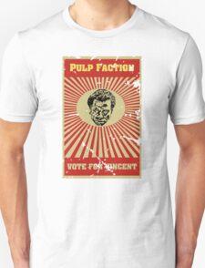 Pulp Faction - Vincent Unisex T-Shirt