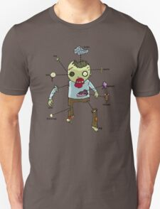 Exploded Zombie T-Shirt