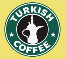Turkish Coffee One Piece - Short Sleeve
