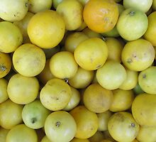 Yellow Fruits - Frutas amarillas by PtoVallartaMex