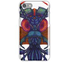 Insect alien iPhone Case/Skin