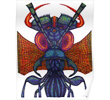 Insect alien Poster