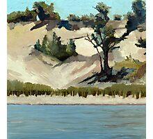 Lake Michigan Dune Photographic Print