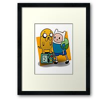 babies Framed Print