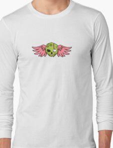zombie angel Long Sleeve T-Shirt