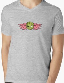 zombie angel Mens V-Neck T-Shirt