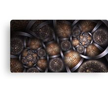 If princess Leia knew, how to make tiles Canvas Print