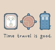 Time travel is good.