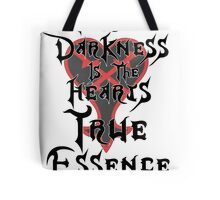 Kingdom Hearts: Ansem Quote  Tote Bag