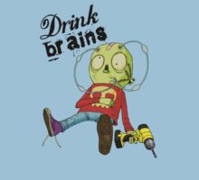 Drink Brains by curua
