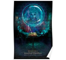 Madam L, Haunted Mansion Series by Topher Adam The Dark Noveler Poster