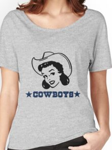 Cowboys Cowgirl Women's Relaxed Fit T-Shirt