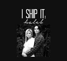 I Ship It; Haleb-- White Hoodie