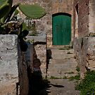 Selmun Farmhouse Entrance mALTA by Edwin  Catania