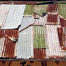 Corrugated Patchwork by Roz McQuillan