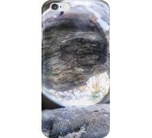 Crystal Ball  - Starved Rock Canyon iPhone Case/Skin