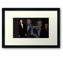house20 Framed Print