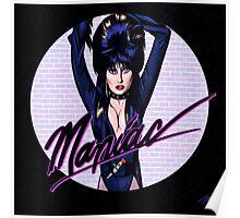 Maniac Mistress Poster