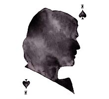 King of Aces SoA Photographic Print