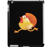 (NEW) Turkey bird running iPad Case/Skin