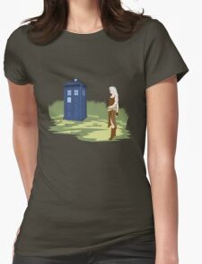 Smith & Targaryen Womens Fitted T-Shirt