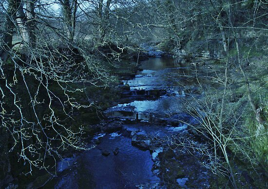 The River Nidd by WatscapePhoto