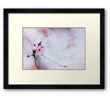 Haiku II Framed Print